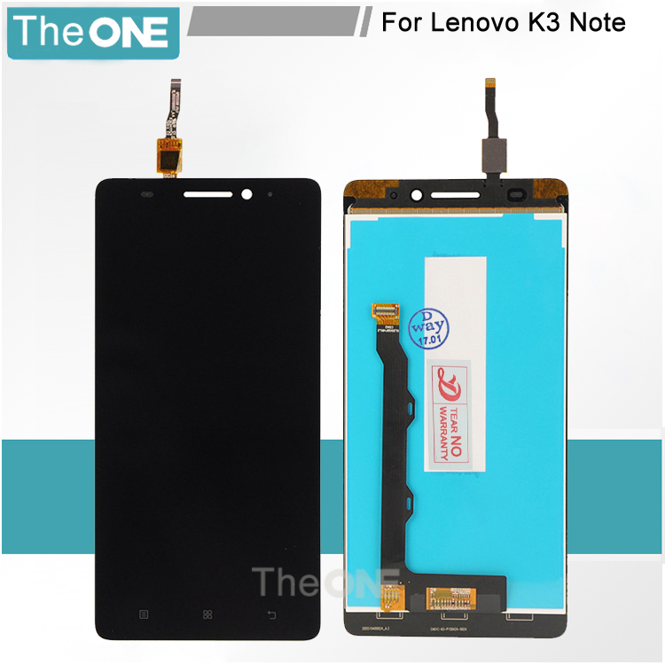 Подробнее о LCD Display For Lenovo K3 Note LCD Screen +Touch Screen Assembly Replacement For Lenovo K3 Note K50-T for lenovo k3 note lcd screen 100