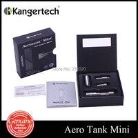 Original Kanger Aerotank Mini Rõ Ràng Atomizer Kép Coil Có Thể Thay Thế Kiểm Soát Luồng Không Khí Pyrex Glass Clearomizer Bộ Bao Bì
