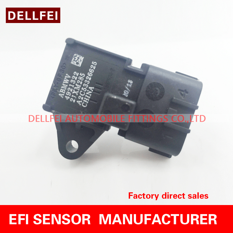 Free Shipping Intake Air Temperature Pressure Sensor Map Sensor For Cummins Font B Diesel B on Jeep Wrangler Intake Air Temperature Sensor