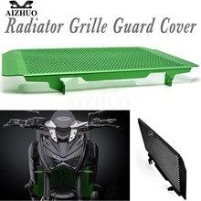 Motorcycle Radiator Grille Guard Cover Aluminum alloy For KAWASAKI Z800 13-17 Z1000SX NINJA 1000 10-18 VERSYS 1000 12-18 z750