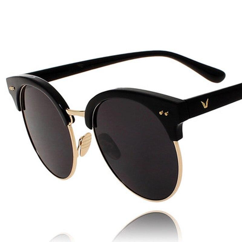 newest glasses styles  Aliexpress.com : Buy 2016 New Fashion Women Cat Eye Sunglasses ...