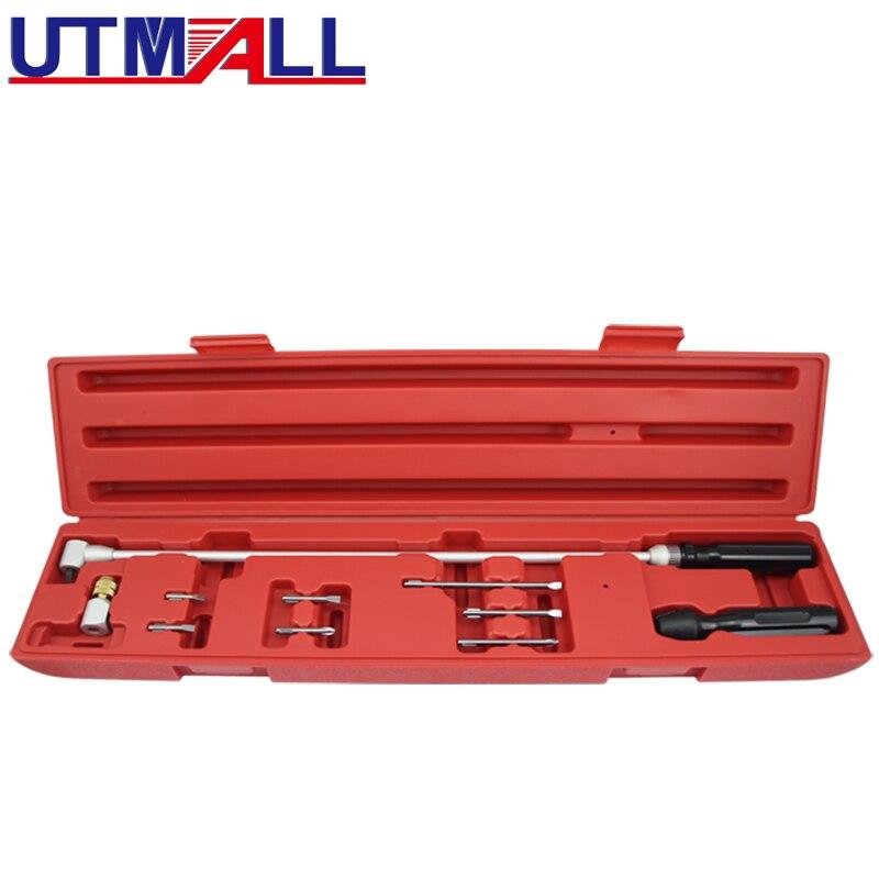 90 Degree Bevel Screwdriver Angle ScrewDriver Kit For Moto Carburetor Adjustment Tool Wrench Tool