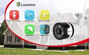 Image 5 - HD 1080P kamera Wifi IP bezprzewodowy panoramiczny aparat Monitor Wireless360 stopni Wifi telefon domowy zdalny szerokokątny Telecom