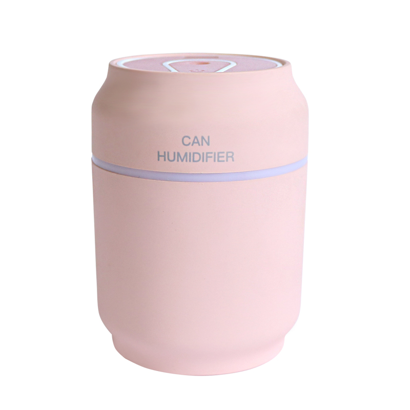Humidifier Car Oil Diffuser Air USB Cans Humidifier Mini Bedroom Three-in-one Mute Vibrate Portable Car Water Spray lovely usb humidifier whale floating mini spray touch switch segmented time small and portable mute spray can be put in the cup