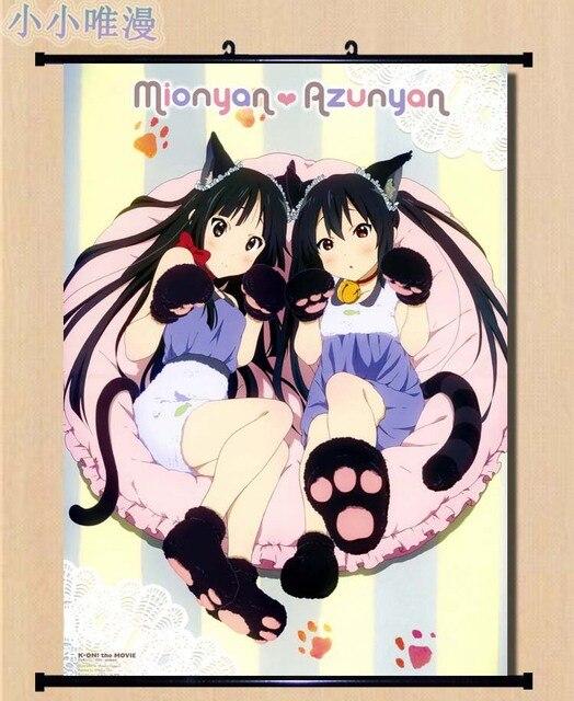 sp210423 K-ON Mugi Japan Anime Home Decor Wall Scroll Poster 21 x 30cm