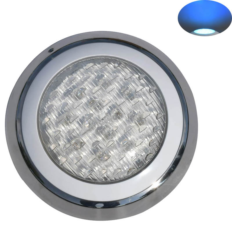 Automobiles & Motorcycles Marine Hardware 12v Marine Boat Waterproof Lamp Plastic Led Underwater Light 6w-54w Swimming Pool Pond Lamp To Be Distributed All Over The World