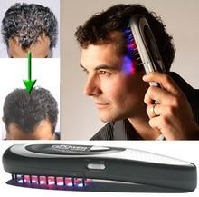 1 pc Laser massage comb body massager Hair comb massage equipment Comb Hair growth Care Treatment L4