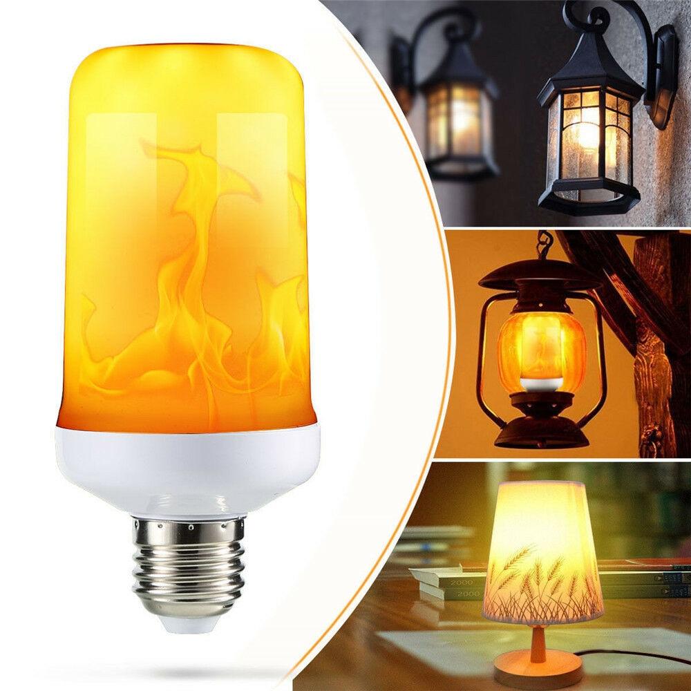 Лампа LED с эффектом пламени в Темиртау