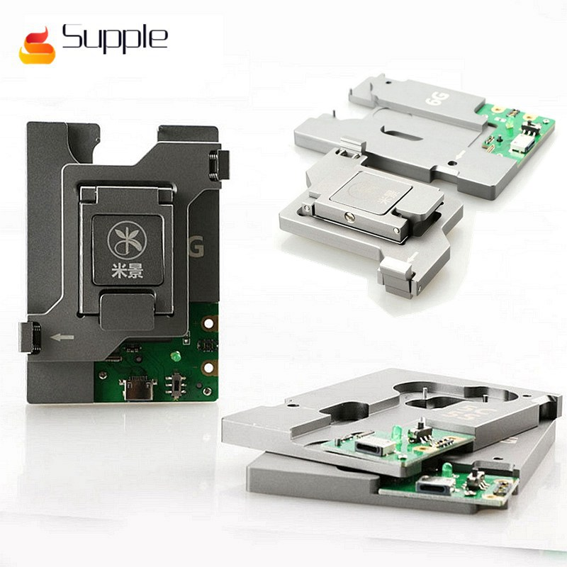 Supple MJ 860 5 In 1 for IPhone 5 5C 5S 6 6Plus NAND PCIE Flash HDD Test Fixture CHIP IC Motherboard hard disk test stand