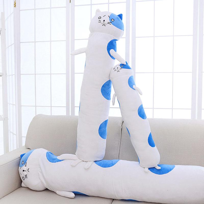 Coshome Himouto Umaru Chan Bigcat Pillow Plush Toy Umaru Doma Cosplay Props Cushions Anime Accessories Children Christmas Gift (4)