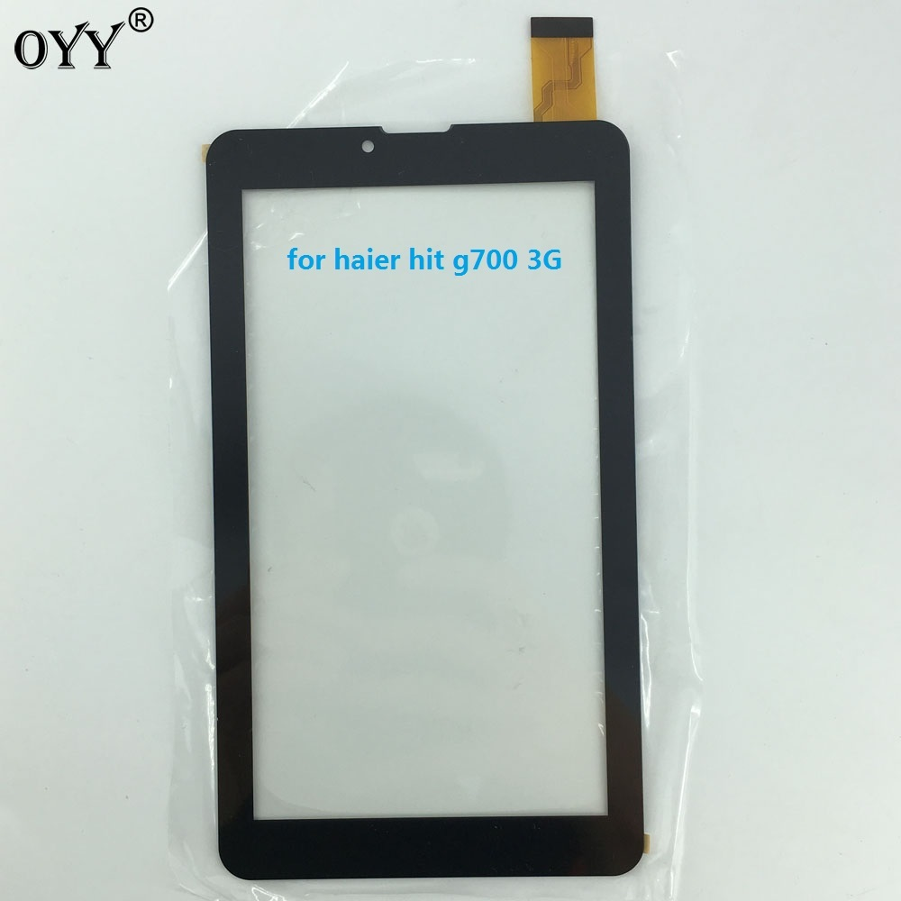 7 inch capacitive touch screen capacitance panel digitizer for haier hit g700 3G tablet pc for 9inch tablet pc touch screen dh 0926a1 pg fpc080 v3 0 rx12t 23 fhx touch screen capacitance screen qc900