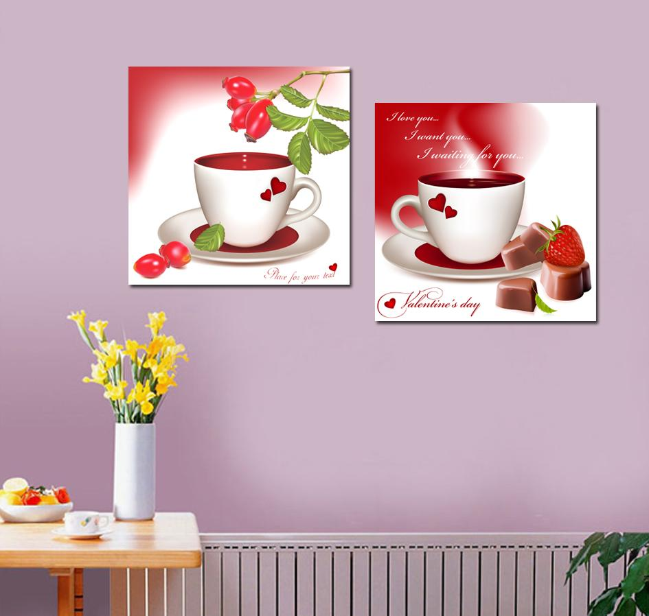 2 Piece Canvas Wall Art popular pink canvas wall art-buy cheap pink canvas wall art lots