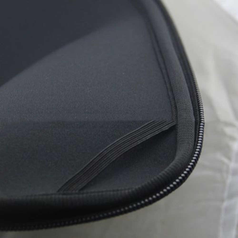 """Abdeckung W/4 Riemen Für HP Dell Lenovo Acer Tasche Neue Schwarz 10 """"-17"""" Laptop Notebook sleeve Tasche Fall"""