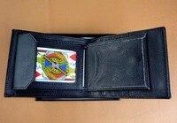 سوبر ديلوكس بطاقة في محفظة 2.0 (حيلة + رابط رابط الفيديو) ، قناع المعجن ، والخدع السحرية ، والحرائق ، والدعائم ، النرد السحر والكوميديا