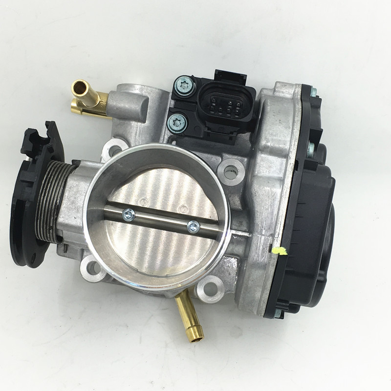 Throttle Body fit VW Golf IV Bora Polo 1.6 1996-05 1J1 1J5 06A133064J Skoda new лампа для чтения ouou 8 smd canbus vw golf 4 iv 1j1 1j5