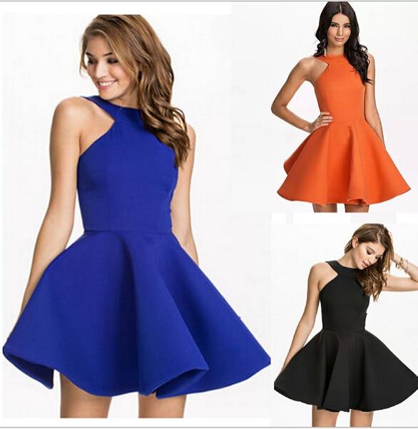 Popular Short Blue Dresses for Juniors-Buy Cheap Short Blue ...