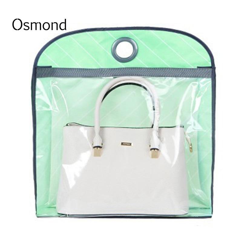 Osmond Travelling Accessories Packing Storage Organizers For Handbag Transparent PVC Package Bag Waterproof Clear Travel Packing алиэкспресс сумка прозрачная