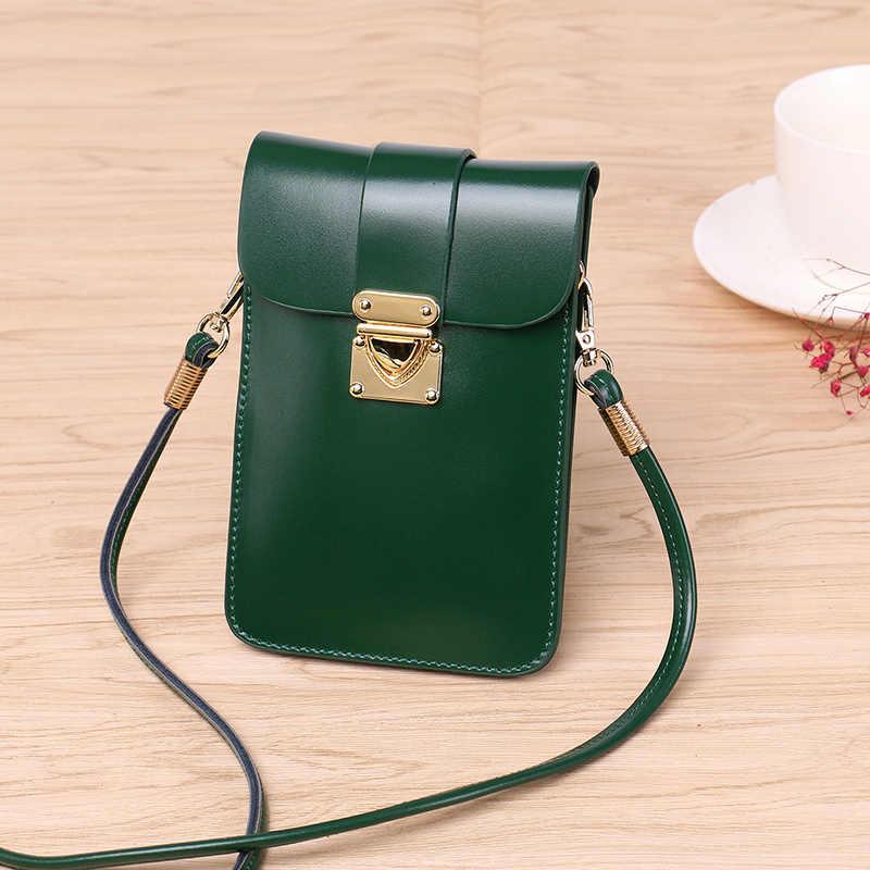 66efc495a141 2018 популярная маленькая сумка для мобильного телефона женская модная  сумка через плечо сумка-мессенджер Повседневная