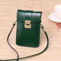 2017 Popular Mobile Phone Small Bag Women S Fashion Handbag Shoulder Bag Messenger Bag Casual Chain