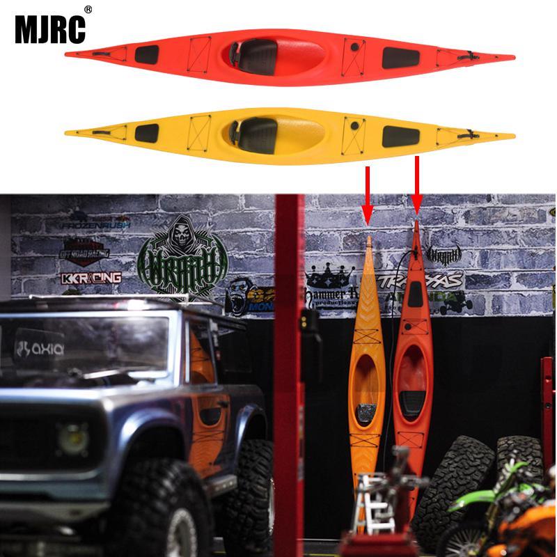 Moule de haute qualité pour 1/10 véhicules sur chenilles RC, modèle de bateau de simulation de kayak, Traxxas TRX4 D90 D110 Axial Scx10 90046 Bronco