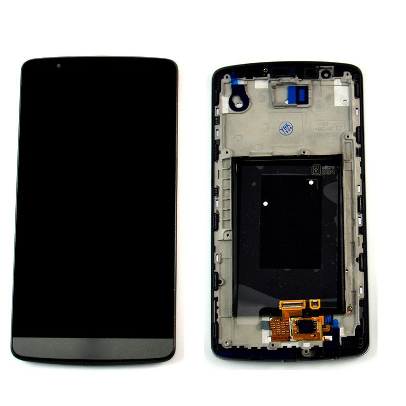 LCD Display Touch Screen Digitizer full Assembly replacement parts For LG G3 D850 D851 D855 F400L LS990 VS985 free tools