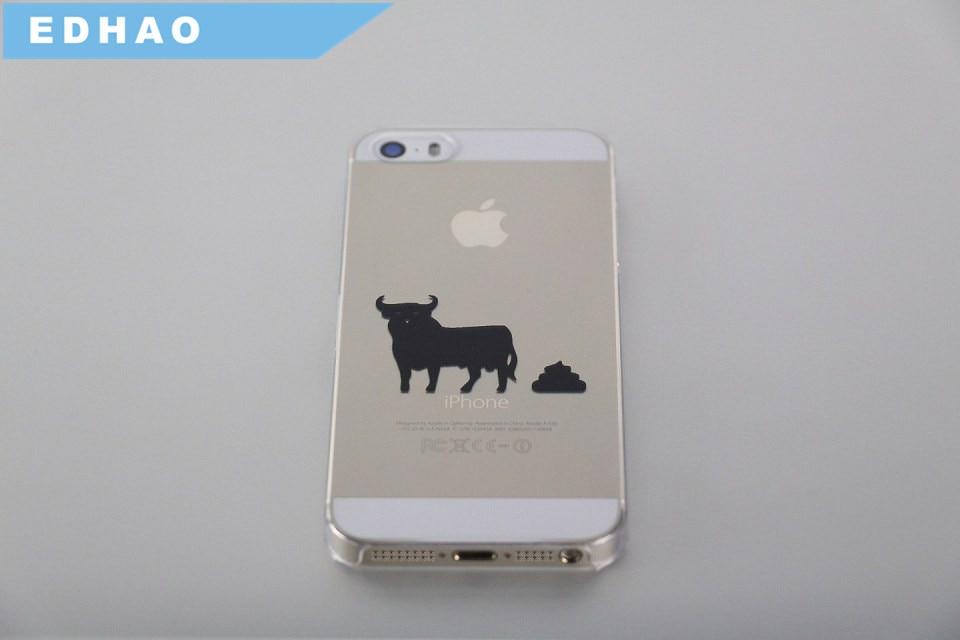7bb18f8127 Original Creative Design Bull Shit Pattern Phone Case for Apple Iphone 5/5S  on Aliexpress.com | Alibaba Group