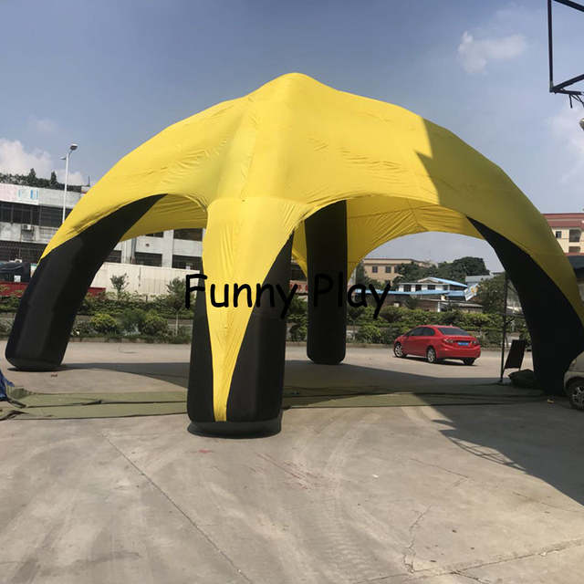 Online Shop inflatable spider tent dome shaped inflatable car tent garage tent with walls for sale advertising/promotion/events | Aliexpress Mobile & Online Shop inflatable spider tent dome shaped inflatable car tent ...