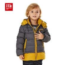 Мальчики зимняя куртка дети пальто с капюшоном мода мальчики ветровка куртка дети парка зима хорошее качество homesone