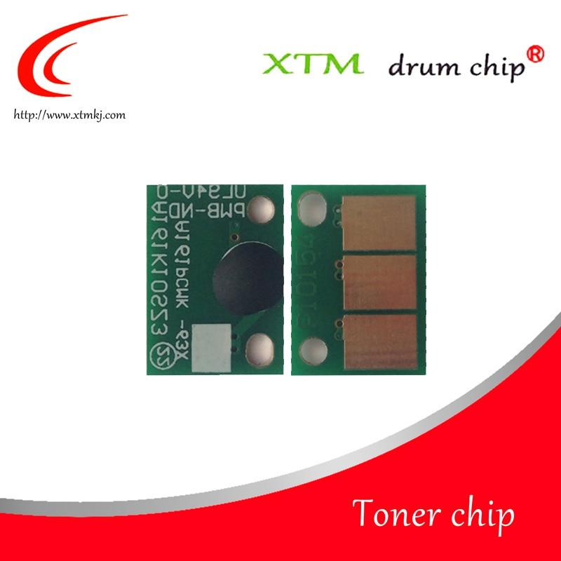 27K 25K compatible TN512 TN 512 TN 512 toner cartridge reset Chip for konica Minolta Bizhub