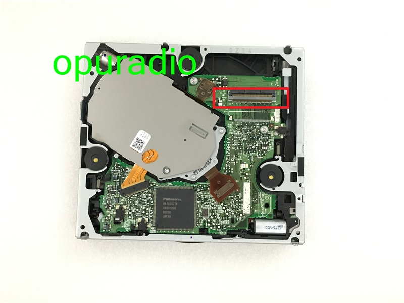 Free DHL YGAP9690 YGAP9754 PCB Board single car DVD mechanism RAE3370 navigation loader for Toyota B9001