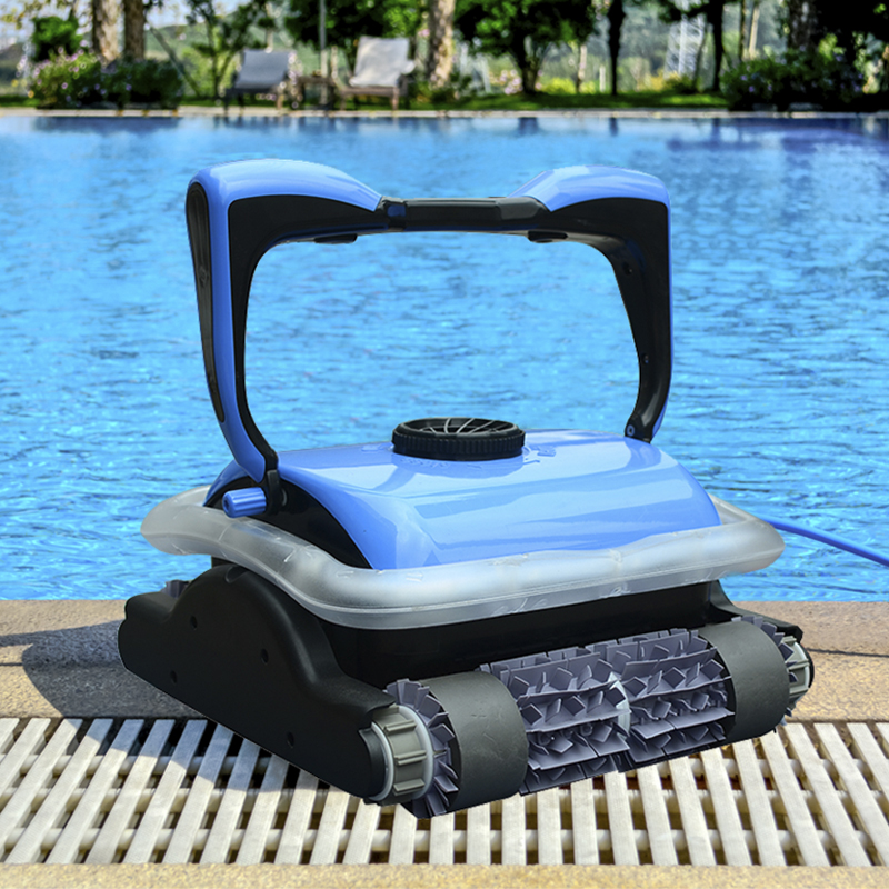 US $525.0 |Swimming Pool Automotive Cleaning Equipment New Type HJ2042  Robot Pool Cleaner 20M 30M 40M Cable Mini Home Use Robot POOL-in Pool & ...