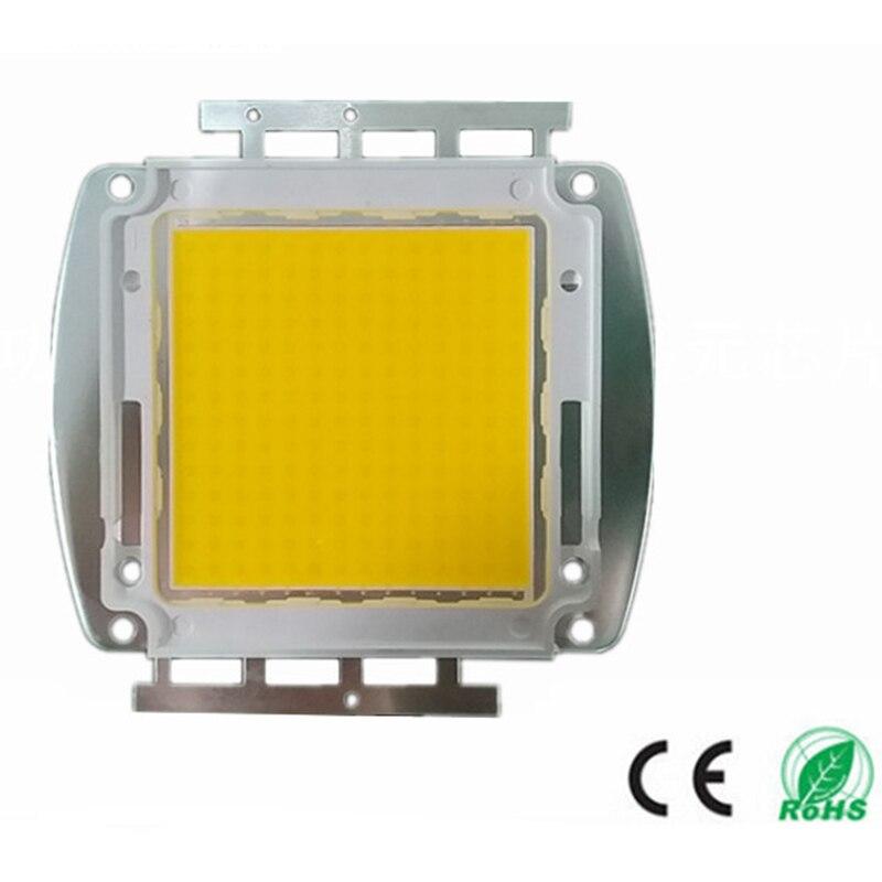 1 PCS Haute Puissance LED SMD COB Ampoule Puce 150 W 200 W 300 W 500 W naturel Cool Blanc Chaud 150 200 300 500 W Watt pour L'extérieur lumière