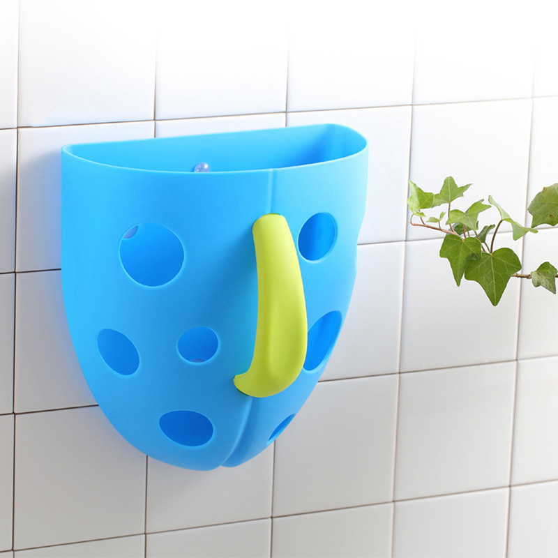 Wall Hanging Bathroom Organizer In Funny Toy Type For Kids To Store Comb And Body Lotion 3