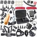 Câmera de ação de esportes accessores soocoo kit para c30/c30r/c50/c10s/s70/s60/s60b/c10 sjcam m10 sj4000/sj5000/sj5000x gopro hero 4