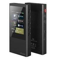Xduoo X20 32bit 384 кГц Портативный без потерь Музыкальный плеер Bluetooth 4.1 HiFi MP3 плееры Поддержка нативный DSD 2.5 мм сбалансированный Выход