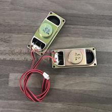 2pcs 3070 3W Speaker Advertising LCD TV Speakers Loudspeaker 70*30*16.5mm 4 ohm 8ohm 3 W rectangle Speaker