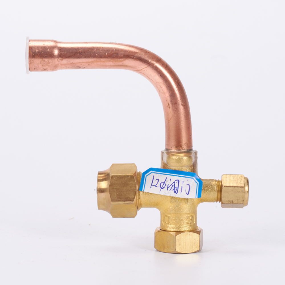 Air conditioning high and low pressure three - way valve cxa l0612 vjl cxa l0612a vjl vml cxa l0612a vsl high pressure plate inverter