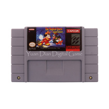 Nintendo SFC/SNES Video Game Cartridge Console Card The Magical Quest Starring Mickey Mouse USA English Language Version