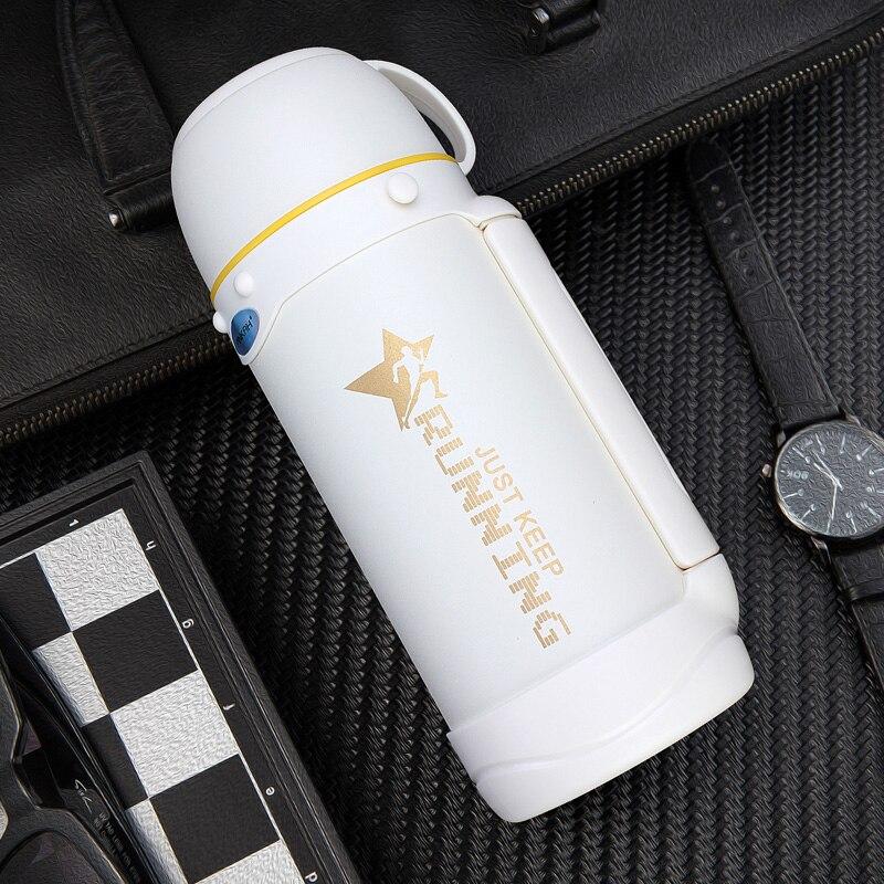 Image 3 - ترمس بينكه 1.2L 1.5L 1.9L سعة كبيرة فوق 48H العزل فراغ غلاية مع  حزام الكتف في الهواء الطلق مع مقبض براد مياه-في زجاجات ماء من المنزل  والحديقة على