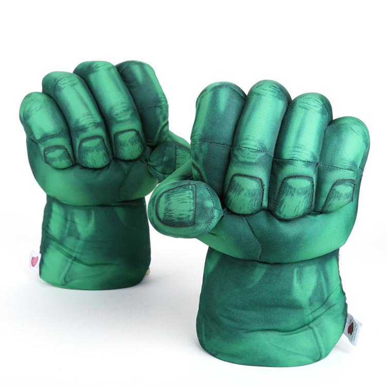 "The Incredible Hulk Gloves 11"""