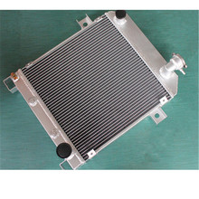 Aluminiumheizkörper/alloy kühler für JAGUAR MARK 2 MK2 MK II DAIMLER 2,5 V8; V8-250 AUTO/AT 1962-1967