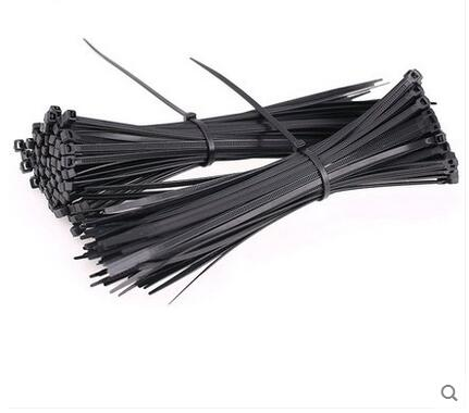 100pcs 3 x80 3*100 3*120 3*150 mm white black winding self locking nylon cable ties