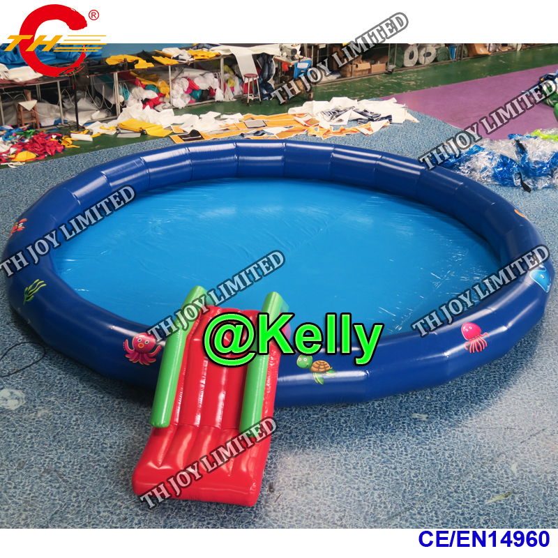 Aliexpress.com : Buy free air shipping inflatable swimming pool, cheap  inflatable water pool for kids, portable summer inflatable water slide pool  ...