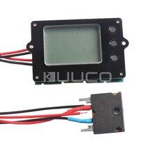5in1 indicador de batería / Tester DC80V / 50A voltaje de la batería / corriente / energía / capacidad / tiempo de carga Digital del Monitor del metro / coulómetro