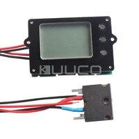 5w1 wskaźnik baterii/tester dc80v/50a napięcie akumulatora/prąd/moc/pojemność/czas ładowania monitora cyfrowy miernik/coulometer