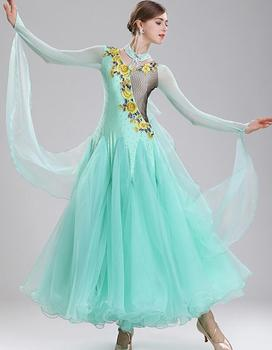 tango competition dress dance dress ballroom standard women ballroom dress ballroom competition dresses 293 costumes