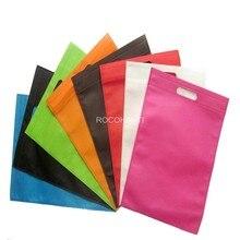 20 pieces/lot PP non woven bag shopping bag for promotion / Gift / shoes / Chrismas accept custom LOGO
