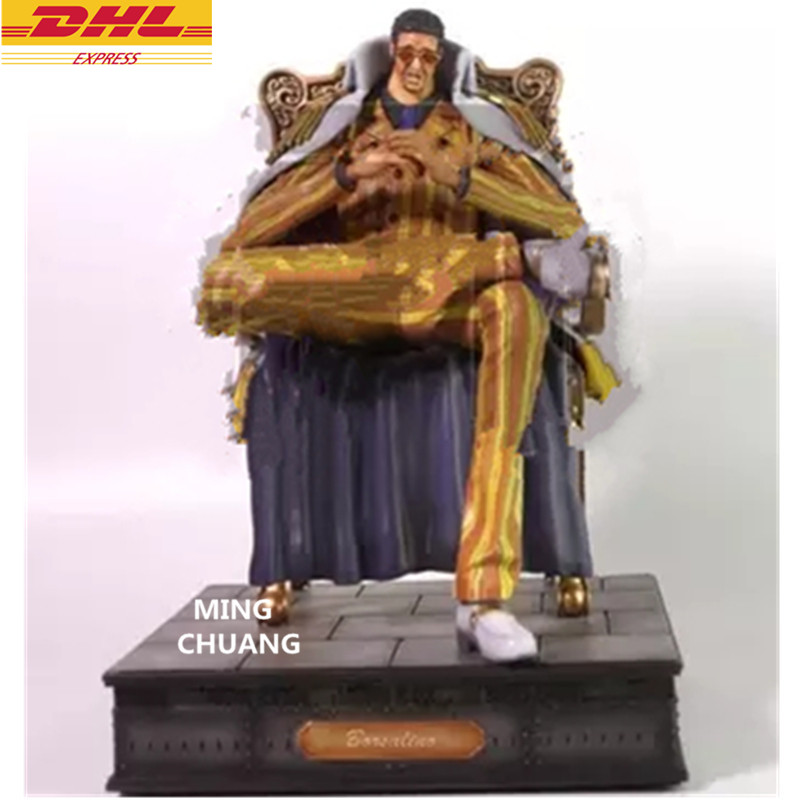12.20Statue ONE PIECE Bust Borsalino Sitting Head Portrait Resin Action Figure Collectible Model Toy 31VM BOX D95412.20Statue ONE PIECE Bust Borsalino Sitting Head Portrait Resin Action Figure Collectible Model Toy 31VM BOX D954