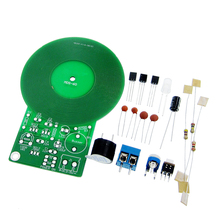 DIY Kit Metal Detector Kit Electronic Kit DC 3V-5V 60mm Non-contact Sensor Board Module Electronic Part Metal Detector DIY
