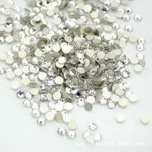 Акция! Высокое качество ss3 ss40 прозрачный кристалл белый 3d